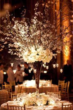 Pretty for winter wedding