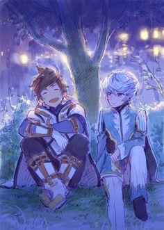 Sorey & Mikleo   My best friend   Tales of Zestiria