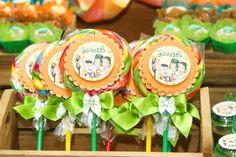 Buffet Oficina das Festas: Festa Turma do Chaves - Gabriel 9 anos