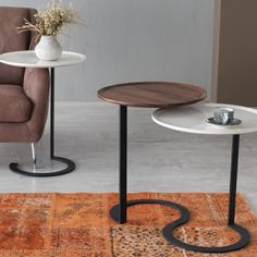 3 Piece Coffee Table Set Found it at Wayfair – Coffee Table Set Iron Furniture, Steel Furniture, Home Decor Furniture, Table Furniture, Furniture Design, Centre Table Design, Tea Table Design, 3 Piece Coffee Table Set, Coffe Table