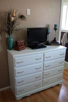 My First Furniture Refurbish Project.   Furniture Projects   Pinterest    Refurbished Furniture, Furniture Projects And House