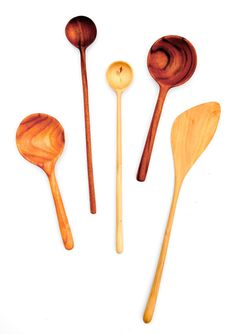 Wooden Utensil Set / Leif