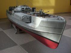 Schnellboot S-100 Modell