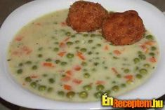 Finomfőzelék - Powered by Cheeseburger Chowder, Food And Drink, Soup, Essen, Soups