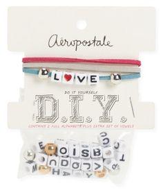 D.I.Y. Bracelet 3-Pack - Aéropostale®  15$