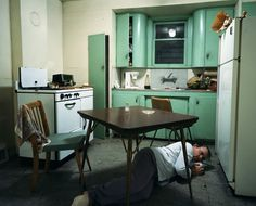 Jeff Wall / insomnia, 1994