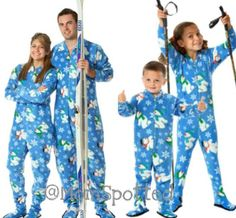 Mens Christmas Footed Pajamas #christmas #gift #pajamas | Mens ...