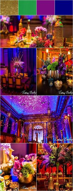 ballroom wedding idea; Rodney Bailey Photography