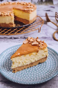 Baklava Cheesecake, Good Food, Yummy Food, Sweets Cake, Dream Cake, Cheesecakes, Cake Recipes, Bakery, Food And Drink