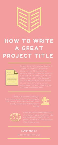 How to write a Cover Letter for a Grant and what to include