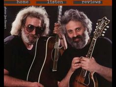 Jerry Garcia & David Grisman  The Thrill is Gone