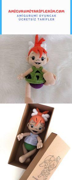 Amigurumi Gravel Baby Recipe - My Amigurumi Recipes Crochet Doll Pattern, Crochet Patterns Amigurumi, Baby Knitting Patterns, Doll Patterns, Cute Crochet, Crochet Crafts, Ballerina Doll, Presents For Girls, Doll Tutorial