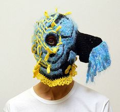 Mask by Aldo Lanzini