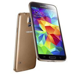Galaxy S5 16GB G900F - Gold - Ohne Vertrag