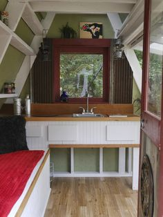'Damn Simple' Tiny House Costs Just $1,200 To Build Yourself The Huffington Post	 |  By	Suzy Strutner  Posted: 05/15/2015