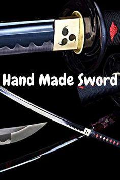 Cool Gadgets For Men, Cool Gifts, Sword, Handmade, Hand Made, Swords, Handarbeit