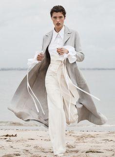 Vogue Australia June 2017 Julia Van Os by Max Papendieck - Fashion Editorials