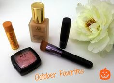 My favorite products of the month October