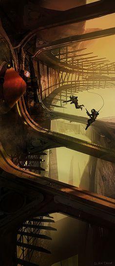 [final3.jpg] science fiction art - sci-fi: