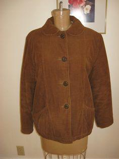 Terrific Herman Kay 100% Wool Vintage Car Coat by MJGTreasures on ...