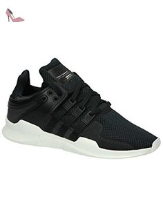 adidas Equipment Support ADV Black Black Blue 45 - Chaussures adidas (*Partner-Link)
