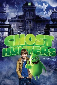 They couldn't be more different, the members of the trio that allies in the fight against an Ancient Ice Ghost (AIG): Tom, an easily scared boy, Hetty, a professional ghosthunter and the loveable, but pretty slimy Hugo - a ghost. Will the team manage to save their town from the next ice age?