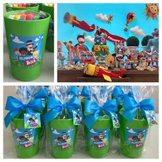 Party Gift Bags, Party Gifts, Monster University, Red Bull, 3rd Birthday, Planter Pots, Gugu, Bernardo, Instagram