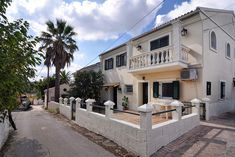 Found in CPA is the largest and one of the longest established Property Agencies on the island. Corfu Island, Corfu Greece, Houses, Traditional, Mansions, House Styles, Homes, Mansion Houses, Mansion