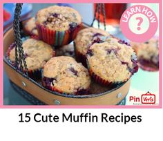 Are you bored with your muffin recipe? In this article you'll find 15 different ideas which will change your muffin routine. Try everything, from chocolate muffin recipes to healthy banana muffin recipes, and everything in between!