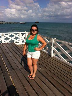 Ponte dos Ingleses, Praia de Iracema, Fortaleza - CE, 2014