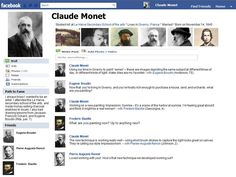 Facebook Template using  Powerpoint ~ very cool for biography or character! Might be a little involved for fifth grade...