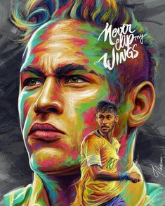 Drawing with Pencil: Neymar Jr in Cool Drawings for Coloring World Cup 2 . Neymar Jr, Neymar Football, Football Love, Best Football Players, Football Art, Soccer Players, Messi Soccer, Nike Soccer, Soccer Cleats