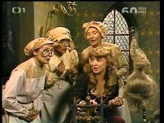 O líné Nitce a prstýnku s rubínem 1984 POHÁDKA celý film komedie - YouTube