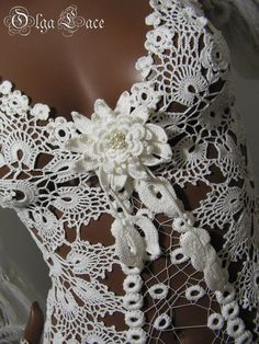 I'm soooo in love with Olga her Crochet collection....