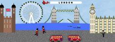 Hey London! by Edward Houstman