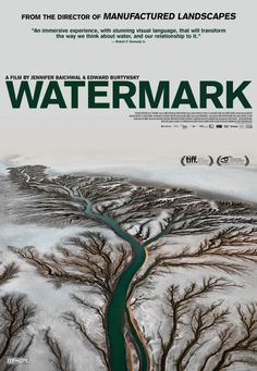 Poster for the film Watermark.