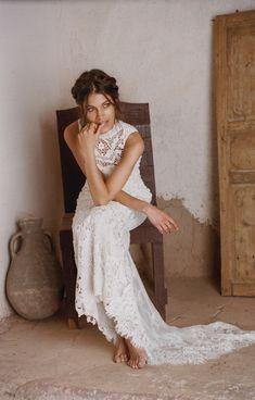 a0adae032b SPELL BRIDE  17 – Spell   the Gypsy Collective. Gypsy WeddingBohemian  Wedding DressesChic ...