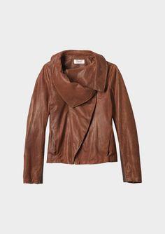 The loveliest leather jacket