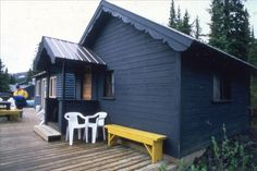 Get the best rate at HI Hilda Creek Wilderness Hostel in Banff National Park, Alberta, near the Icefields Centre. Banff National Park, National Parks, Canadian Rockies, Hostel, Rocky Mountains, Calgary, Wilderness, Backpacking, Shed