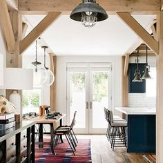 Timber frame beautie