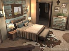 master bedroom ideas rustic modern woods