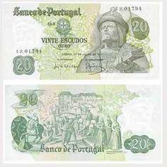 20 escudos II, 1965