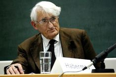 On June German sociologist and philosopher Jürgen Habermas was born. Widely recognized as one of the world's leading intellectuals, Habermas is perhaps best known for his theories on comm Sistema Global, Oliver Sacks, Contexto Social, Famous Philosophers, Critical Theory, Karl Marx, New Times, Socialism, Early Education