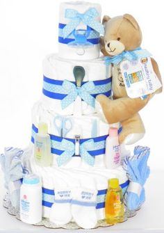 I recently got contacted by a diaper cake website. So, I'm excited to host a giveaway for ediapercakescom . Best Baby Shower Gifts, Baby Shower Cakes, Baby Boy Shower, Baby Showers, Monkey Diaper Cakes, Nappy Cakes, Ideas Para Fiestas, Welcome Baby, Gift Certificates