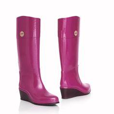 Wedge High|Originals|Nokian Footwear Designed by Julia Lundsten. Hand made of natural rubber.