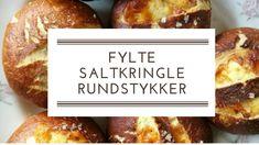 Fylte Saltkringle Rundstykker – Gryta hennar mor