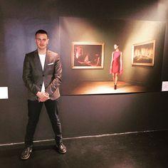 Hier soir, c'était l'ouverture officielle de l'exposition de photographies de mode ''Images de Mode'', à l'Espace 400 ième, dans la ville de Québec. Rudy Bois et Denis Gagnon, deux designers en vedette dans l'exposition, étaient présents lors de la soirée. Nous désirons remercier les médias et tous ceux et celles que se sont présentés. Vous pouvez visiter l'exposition jusqu'au 2 mai. www.RUDYBOIS.com #style #fashion #mode #ootd #designer #photographie