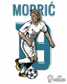 Modric. Real Madrid