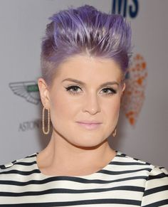 The Cutest Pixies, Crops and More Short Hairstyles - Kelly Osbourne from #InStyle
