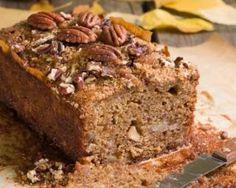 Cake aux pommes et aux noix de pécan : http://www.fourchette-et-bikini.fr/recettes/recettes-minceur/cake-aux-pommes-et-aux-noix-de-pecan.html